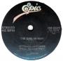 """The Girl Is Mine (With Paul McCartney) Commercial 7"""" Single *One Sided Record* (USA)"""