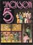 The Jackson Five 1975 Tour Book (USA)