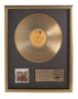 The Jacksons Gold RIAA Award *Presented To Michael Foreman* (1976)