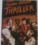 The Making of Michael Jackson's Thriller (Video Cassette Cover) Unofficial Poster (USA)
