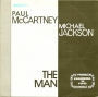 "The Man (With Paul McCartney) Promo 7"" Single *One Sided* (Spain)"