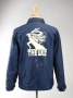 The Wiz Blue Jacket With Broadway Musical Logo Signed By Michael (1970s)