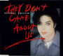 They Don't Care About Us (6 Mixes) CD Single (Austria)