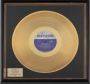 Third Album Gold Record Award (1970)