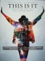 This Is It Official Movie Program (USA)