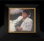 Thriller Album Signed By Michael And Michael Jordan (1982)