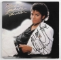 Thriller Album Signed By Michael Jackson #08 (1982)
