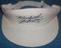 Thriller Era Officially Licensed Visor *White With Navy Blue* (USA)