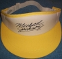 Thriller Era Officially Licensed Visor *Yellow & White With Navy Blue* (USA)