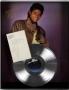 Thriller Platinum LP Frame Presented To The K Mart Organization (1983)