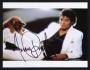 "Thriller Portrait Signed 10""x8"" Color Photograph #2 (1983)"