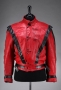 Thriller Replica Jacket Signed By Michael (1983)