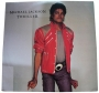 "Thriller Commercial 12"" Single (Australia)"