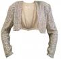 Victory Tour Stage Worn Swarovski Crystal Jacket (1984)