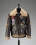 WWII Pilot Bomber Jacket Gifted To Michael (c. 1989)