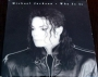 Who Is It (1 Mix + 1) CD Single (Austria)