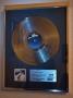 Thriller 25 Million Sales Award To Steve Helwig (USA)