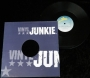 """Don't Stop Til You Get Enough (Vinyl Junkie) 12"""" Single Re-issue (UK)"""