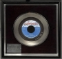 ABC Motown Records Platinum Award For The Sale Of More Than 2 Million Copies Of The Single