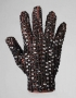 American Music Awards Black Crystal Glove (1984)