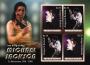 "Antigua & Barbuda 2009 Michael Jackson ""In Memoriam"" Souvenir Stamp Sheet"