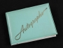 Autograph Book Signed By Michael (1970s)