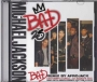 BAD 25 Anniversary (3 Track) Promo CD Single (USA)