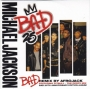 BAD 25 Anniversary Limited Edition Exclusive HMV Online (1 Track) CD Single (UK)