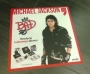 BAD 25 Anniversary Promo Store Sticker (Poland)