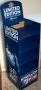 "BAD 25 Limited Edition ""King Of Pop"" 16 Ounce Pepsi Promo Floor Display (USA)"