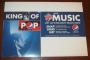 "BAD 25 Limited Edition ""King Of Pop"" 16 Oz. Pepsi Promo Large Store Display (USA)"