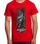 BAD 25 Official Bravado Red Shirt (UK)