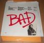 Bad Album Original Artwork For The Back Of The LP *With Streetwalker* (USA)