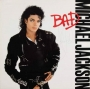 BAD Album Signed By Michael #3 (1987)