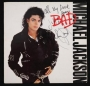 BAD Album Signed By Michael *All My Love* #2