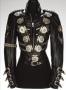 BAD Era Black Leather Jacket (1987)