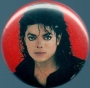 "BAD Era Official 1 1/4"" Button *BAD Attire Close-up* (USA)"
