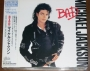 BAD Japan Tour 1988 Stickered Sleeve Limited Edition CD (Japan)
