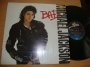 BAD Limited Translucent Vinyl LP Album Edition (Mexico)