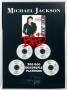 BAD Sony Music Quadruple Platinum Record Award For The Sale Of 200,000 Copies In Austria