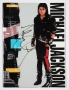 BAD Tour Book Cover Signed By Michael #3 (1988)