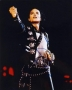 """BAD Tour Live 8""""x10"""" Photo Signed By Michael (1987)"""