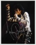 BAD Tour Photo Signed By Michael #7 (1988)