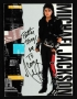 BAD Tour Program Signed By Michael *Better Things* (1988)