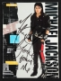 BAD Tour Program Signed By Michael Jackson *Love From Me* (1988)
