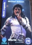 BAD Tour Rock Legends World Pass Phonecard (UK)