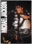 BAD Tour Signed Promo Cardboard Poster (1988)
