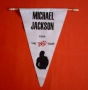 BAD Tour '88 In London Promo PVC Flag (UK)