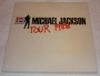 BAD Tour '88 Pepsi Promo Press Kit W/ LP Album (Italy)