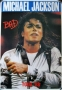 BAD Tour '88 Unofficial Poster (UK)